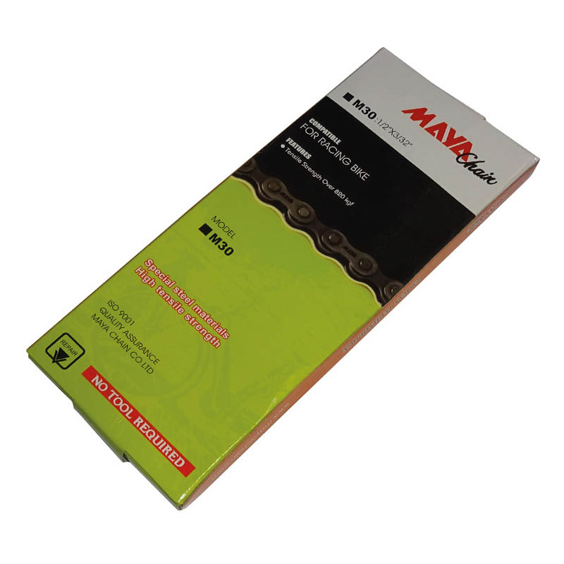 LANAC MTB 1/2X3/32 116L M-30 W INNER