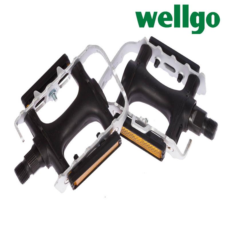 PEDALA WELLGO ALU/PVC #LU933 S IVA