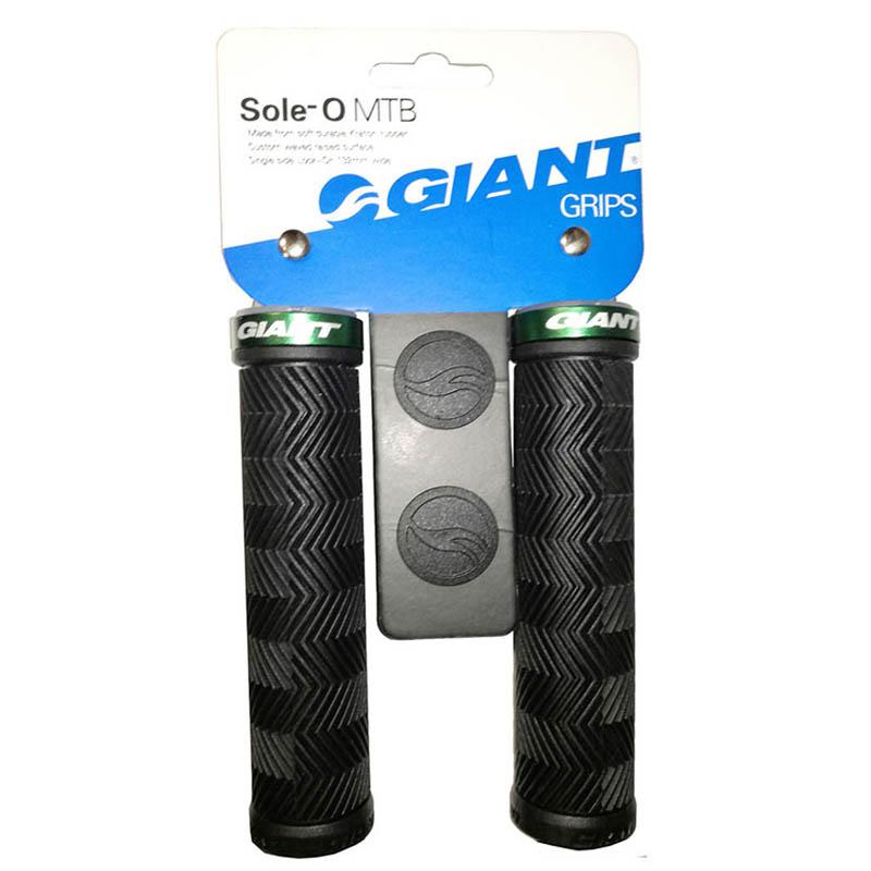 RUCKE VOL.GIANT Sole-O BLACK/GREEN RING